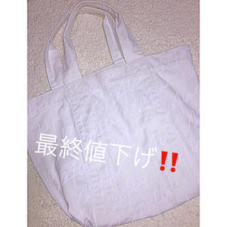 ダブルティー(WTW)のダブルティー トートバッグ【限定品】(トートバッグ)