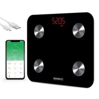 ☆スマホアプリ対応☆ 体重計|Bluetooth  健康(体重計/体脂肪計)