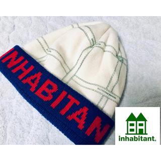 インハビダント(inhabitant)のインハビタント ニット帽 ビーニー ユニセックス メンズ レディース スノボー(ニット帽/ビーニー)