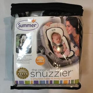 スナッグル(Snuggle)のSnuzzler スナッグル チャイルドシート ベビーカー インナークッション(自動車用チャイルドシートクッション )