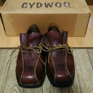 トリッペン(trippen)のサイドウォック CYDWOQ 38(ローファー/革靴)