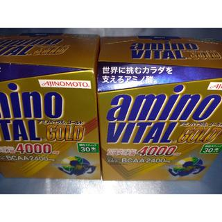 味の素/アミノバイタル ゴールド・60本/アミノ酸4000mg(アミノ酸)