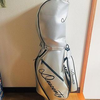 デサント(DESCENTE)の格安 超お買い得♡デサントゴルフクラブケース(バッグ)