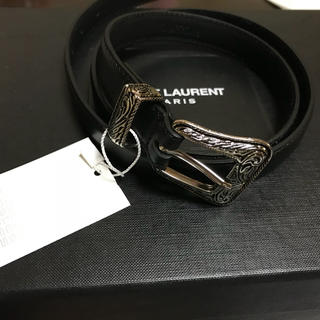 Saint Laurent - SAINT LAURENT PARIS ウエスタンベルト dude9