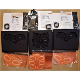 シックスパッド(SIXPAD)のSIXPAD2 Abs & Twin Body Fit28月購入 ジェル無し(トレーニング用品)