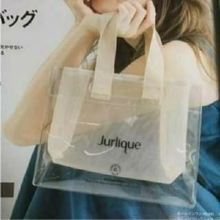 ジュリーク(Jurlique)のJurlique ジュリーク × GINGER 3way PVCバッグ(その他)