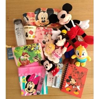 Disney - [新品・送料無料]ディズニー・雑貨福袋