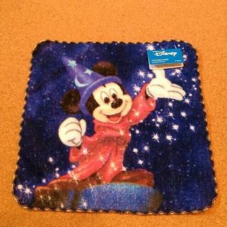Disney - ミッキーハンカチ