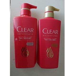 クリア(clear)の【新品】CLEAR シャンプー&コンディショナ━(シャンプー)