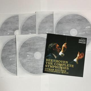 ベートーヴェン:交響曲全集 スウィトナー/ベルリン・シュターツカペレ CD6枚組(クラシック)