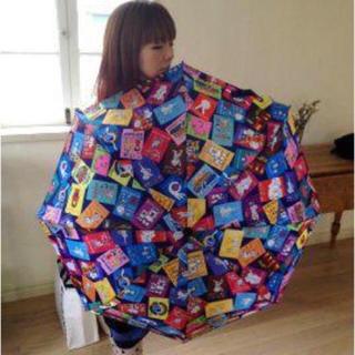 aiko 15周年記念 折りたたみ傘(傘)