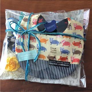 7点セット☆出産祝い☆お誕生日プレゼント☆男の子☆動物いっぱい(ベビー紙おむつ)