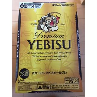 エビス(EVISU)のエビスビール6ケース(ビール)