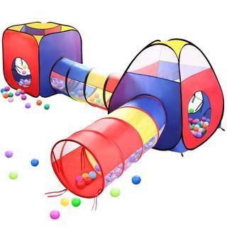 EocuSun 子供用テント セット 折り畳み式 (スポーツ)