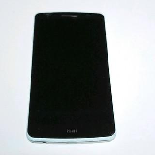 エルジーエレクトロニクス(LG Electronics)のLGL22 アクア(スマートフォン本体)