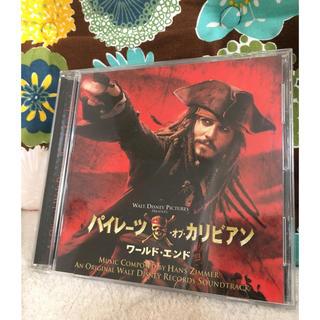 🔹パイレーツオブカリビアン CD(映画音楽)