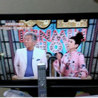 パナソニック(Panasonic)のPanasonicVIERA32型2009年式期間限定激安(テレビ)