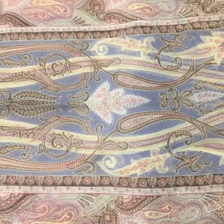 エトロ(ETRO)のエトロ シフォンスカーフ(バンダナ/スカーフ)