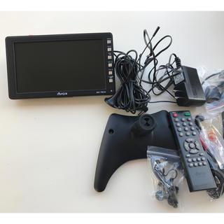 7型ワンセグテレビ JAOー7001K(テレビ)