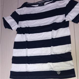 オーシバル(ORCIVAL)のORCIVAL ユナイテッドアローズ コラボ ボーダー Tシャツ 3(Tシャツ/カットソー(半袖/袖なし))