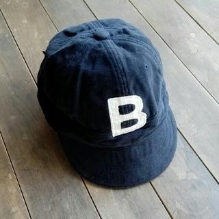 DENIM DUNGAREE - DD Bキャップ 52 黒