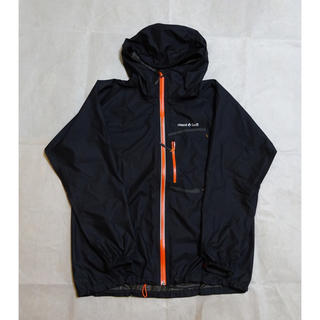 モンベル(mont bell)の超美品 ゴアテックス モンベル トレントフライヤー ジャケット&パンツ Mサイズ(登山用品)