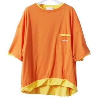 サンシー(SUNSEA)のNeon Sign 18AW sandwich T-shirt(Tシャツ/カットソー(半袖/袖なし))