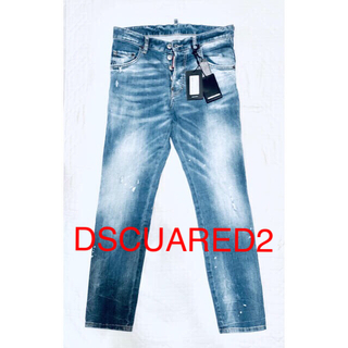 DSQUARED2 - 【値下げ】DSQUARED2  SKATER JEAN  44サイズ