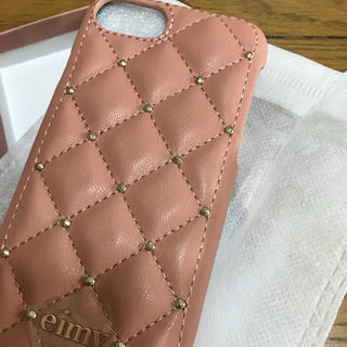eimy istoire - キルティングスタッズiPhoneケース