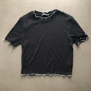 ザラ(ZARA)のニットTEE(Tシャツ(半袖/袖なし))