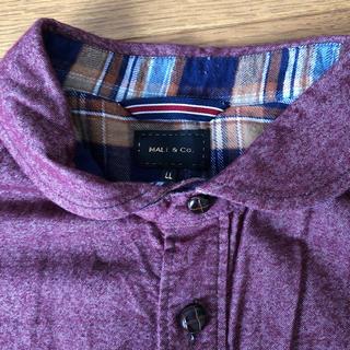 タカキュー(TAKA-Q)のシャツサイズLL TAKAQ(シャツ)