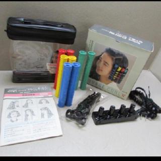 パナソニック(Panasonic)のNationaソバージュカールン EH971 (カーラー(マジック/スポンジ))