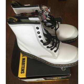 シンイチロウアラカワ(SHINICHIRO ARAKAWA)のシンイチロウ アラカワ×ドクターマーチン ブーツ(ブーツ)