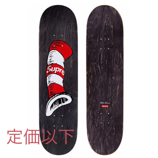 シュプリーム(Supreme)のSupreme/Cat in the Hat Skateboard(スケートボード)