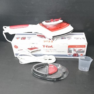 T-faL 2in1 スチーム&プレス(アイロン)