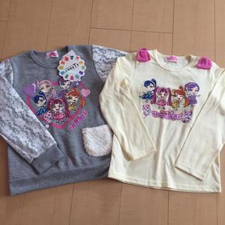 シマムラ(しまむら)のマジマジョピュアーズ♡130セット(Tシャツ/カットソー)