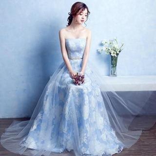 人気新商品オーダーメイド 花嫁ドレスウエディングドレス ロングドレス