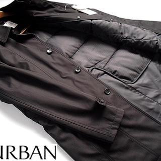 ダーバン(D'URBAN)の【新品】日本製 ダーバン 脱着可能ダウンライナー付ステンカラーコート(ステンカラーコート)