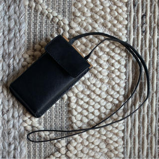 ザラ(ZARA)のZARA 携帯電話クロスボディバッグ(モバイルケース/カバー)