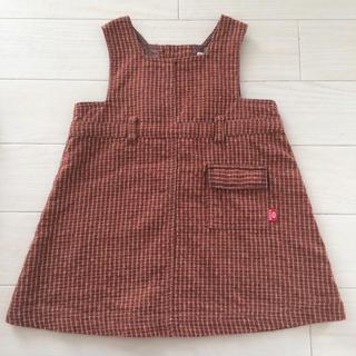 キムラタン(キムラタン)のジャンパースカート ワンピース95 BABBLE BOON(ワンピース)