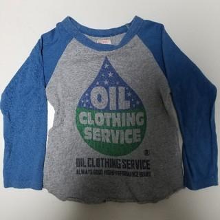オイル(OIL)のOIL オイル ロングTシャツ(Tシャツ/カットソー)