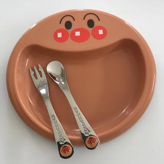 アンパンマン 食器セット(プレート/茶碗)