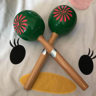 木製マラカス(その他)