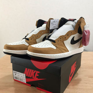 NIKE - 【27.5cm】AIR JORDAN1 ROOKIE OF THE YEAR