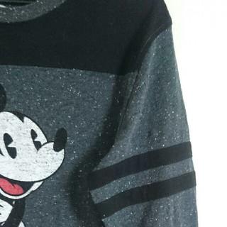 Disney - ミッキー 長袖Tシャツ
