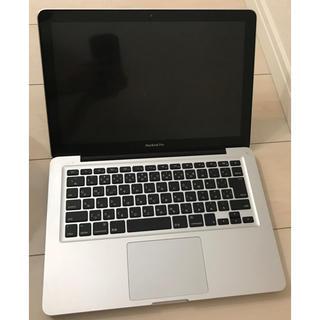マック(Mac (Apple))の【美品】MacBook pro Retinaディスプレイ(ノートPC)