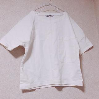 ザラ(ZARA)のzara#ビッグシルエットポケットT(Tシャツ(半袖/袖なし))