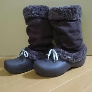 クロックス(crocs)の☆美優華様☆crocs(ブーツ)