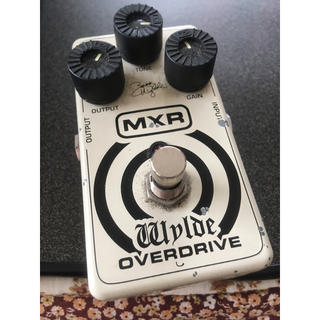 mxr wild overdrive(エフェクター)