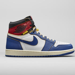 ナイキ(NIKE)のUNION × NIKE AIR JORDAN 1 HIGH OG NRG(スニーカー)